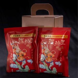 鯤鯓王平安祈福鹽禮盒 108g 2盒組(6入/盒)